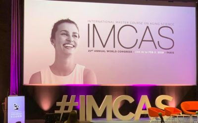 Participation à l'IMCAS 2019